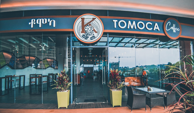Ethiopian Coffee Chain, Tomoca, Opens First Shop in Nairobi