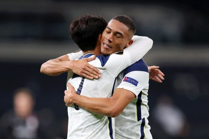 Tottenham off to flying start in campaign with 3-0 win over LASK