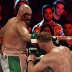 Boxing: Tyson Fury urged to fight Otto Wallin after trilogy bout with Deontay Wilder collapsed