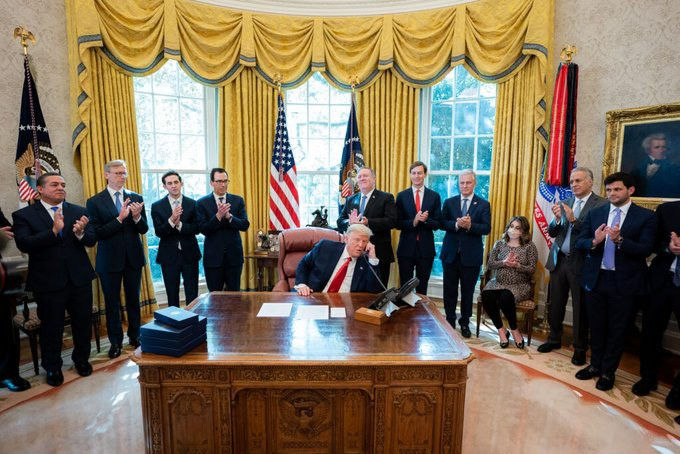 US Govt Rescinds Sudan's Designation as Sponsor of Terrorism