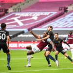 Premier League: West Ham hold Manchester City to 1-1 draw