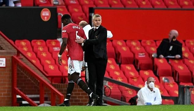 Ole Gunnar Solskjaer confident that Paul Pogba is 'stronger' after return from international break