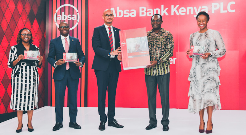 Absa Bank sustainability commitments report