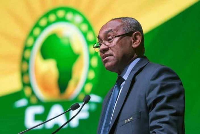 CAF Boss banned by FIFA for five years on corruption allegations