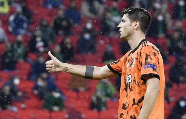Juventus put four goals past Hungarian minnows Ferencvaros