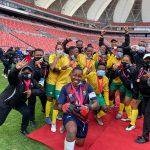 Banyana Banyana beat Botswana to clinch fourth consecutive Cosafa Women's Championship