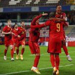 Romelu Lukaku scored twice as Belgium beat Denmark 4-2 to advance to Nations League Final