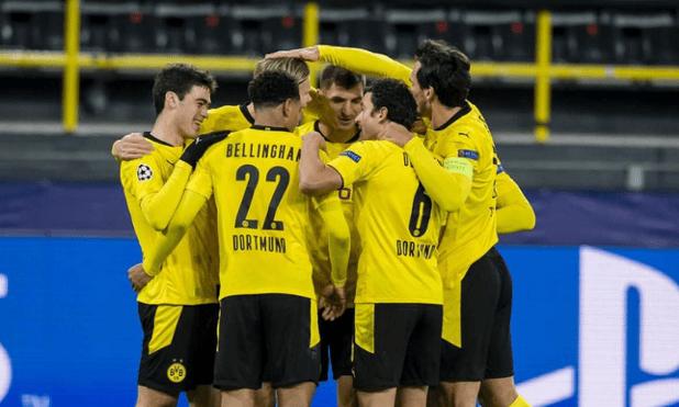 Erling Haaland scored a brace as Borussia Dortmund beat Club Brugge 3-0