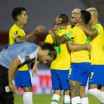 Arthur and Richarlison score as Brazil beat Uruguay 2-0