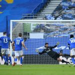 Premier League: Brighton strike late to grab point against Liverpool at the Amex Stadium