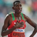 Olympic Champion Conseslus Kipruto freed on bond after pleading not guilty to defiling a 15-year-old girl