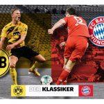 Bundesliga: Borussia Dortmund host Bayern Munich in this season's first Der Klassiker