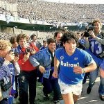 Napoli considering renaming their stadium after fallen hero Diego Maradona