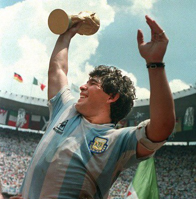 Diego Maradona, Argentine Football's Greatest, Dies at 60