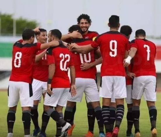 Egypt beat Togo 3-1 to go top of Group G