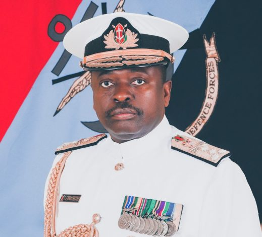 Former KDF Boss Samson Mwathethe Takes Charge as Kengen Board Chairman