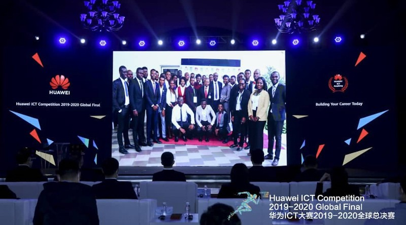 Africa Shines at Huawei's ICT Global Competition 2020