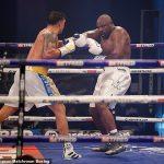 Boxing: Oleksandr Usyk beats Derek Chisora