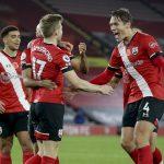 Premier League: Southampton beat Newcastle 2-0 to go top of the league