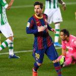 La Liga: Barcelona beat Real Betis 5-2