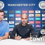 Premier League: Pep Guardiola signs new two-year deal with Manchester City