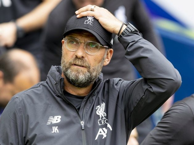 Premier League League action resumes with Liverpool plagued with missing players