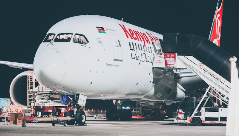 KQ Starts Direct Cargo Flights From Mombasa to The Middle East