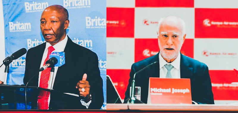 Covid-19: Britam Holdings and Kenya Airways Issue Profit Warning for 2020