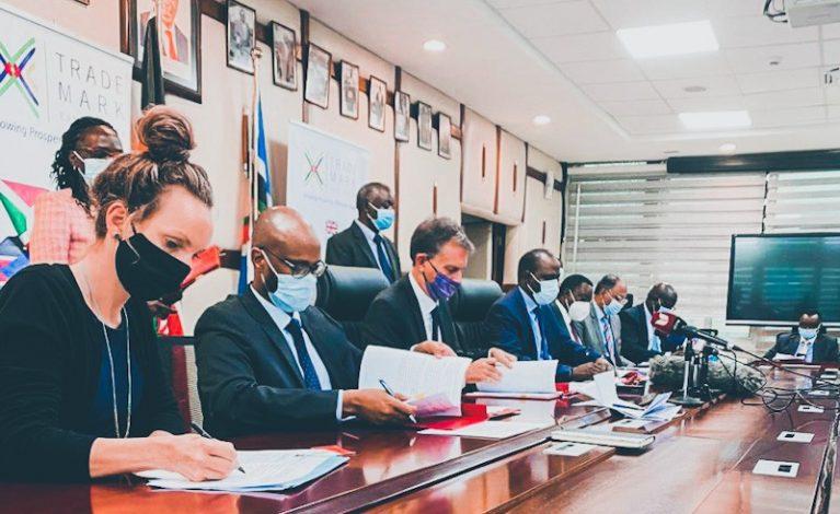 Kenya TMEA close Sh1.3b deal for regional projects