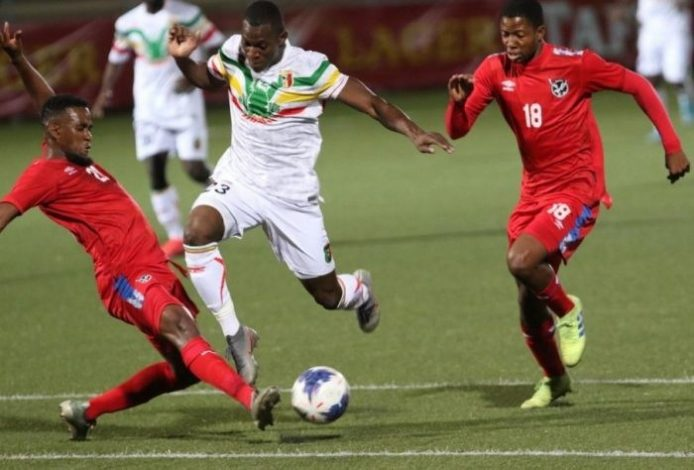 Mali qualify for the 2021 tournament beating Namibia 2-1