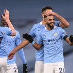 Premier League: Riyad Mahrez grabs hat-trick as Manchester City put five past Burnley