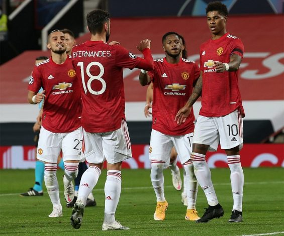 Manchester United beat Istanbul Basaksehir 4-1