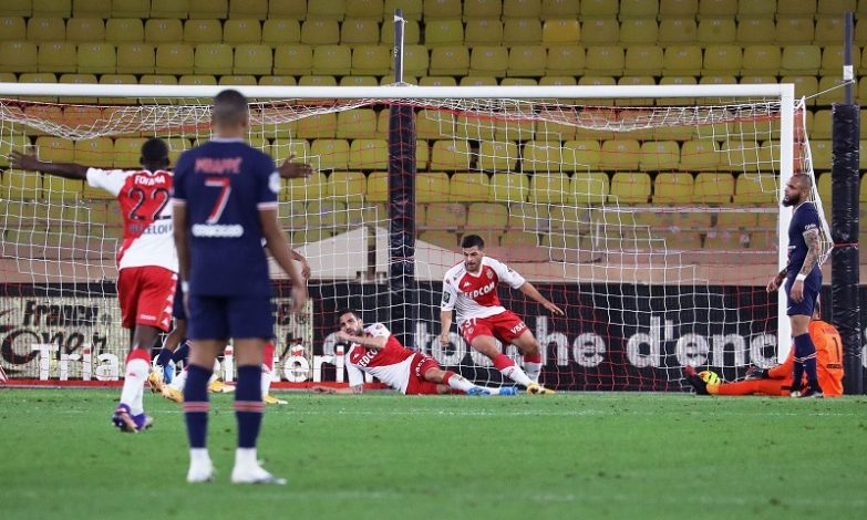 Cesc Fabregas the hero as Monaco beat PSG 3-2