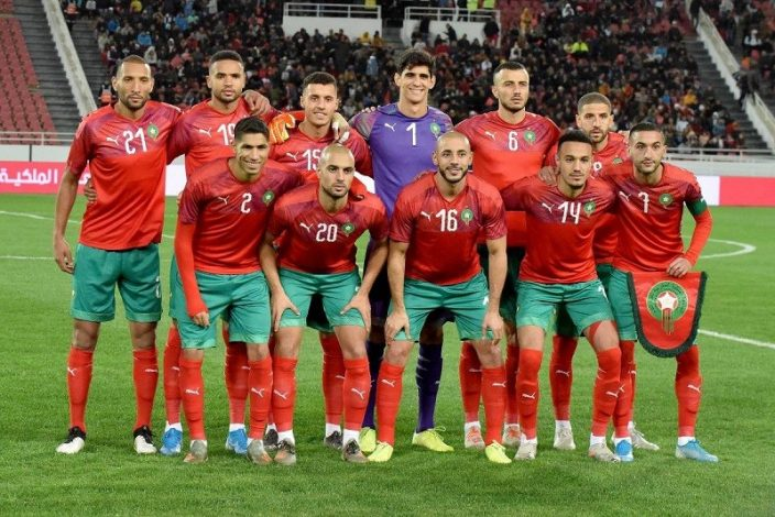 Central African Republic 0-2 Morocco