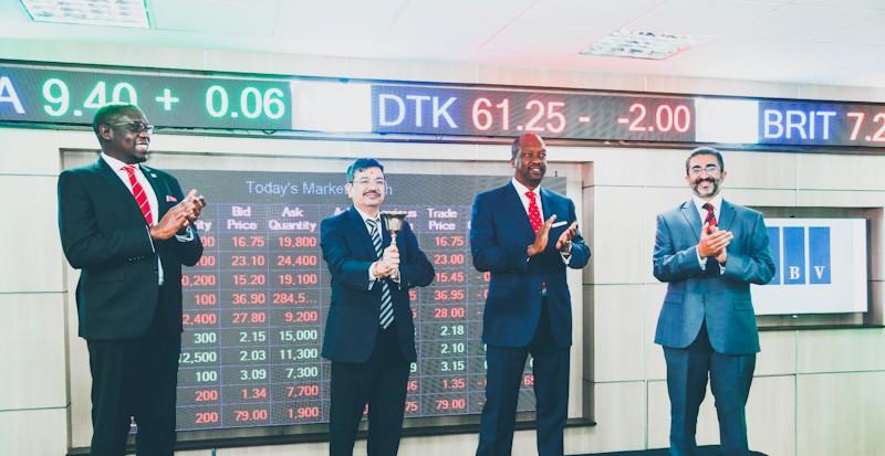 Nairobi Business Ventures Lists 415 Million Shares on NSE