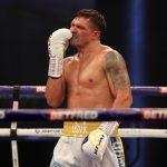 Boxing: Oleksandr Usyk sends warning message to Anthony Joshua after beating Derek Chisora