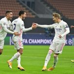 Inter Milan crush out of Champions League with 2-0 loss to Real Madrid