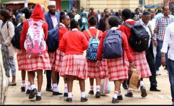 Kenya Education Ministry planning on school resumption despite surge in Covid-19 cases