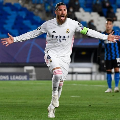 Zinedine Zidane convinced that Sergio Ramos will extend his contract at Bernabeu after scoring his 100th goal against Inter Milan