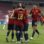 Spain hit six goals past Germany to book spot in UEFA Nations League Final