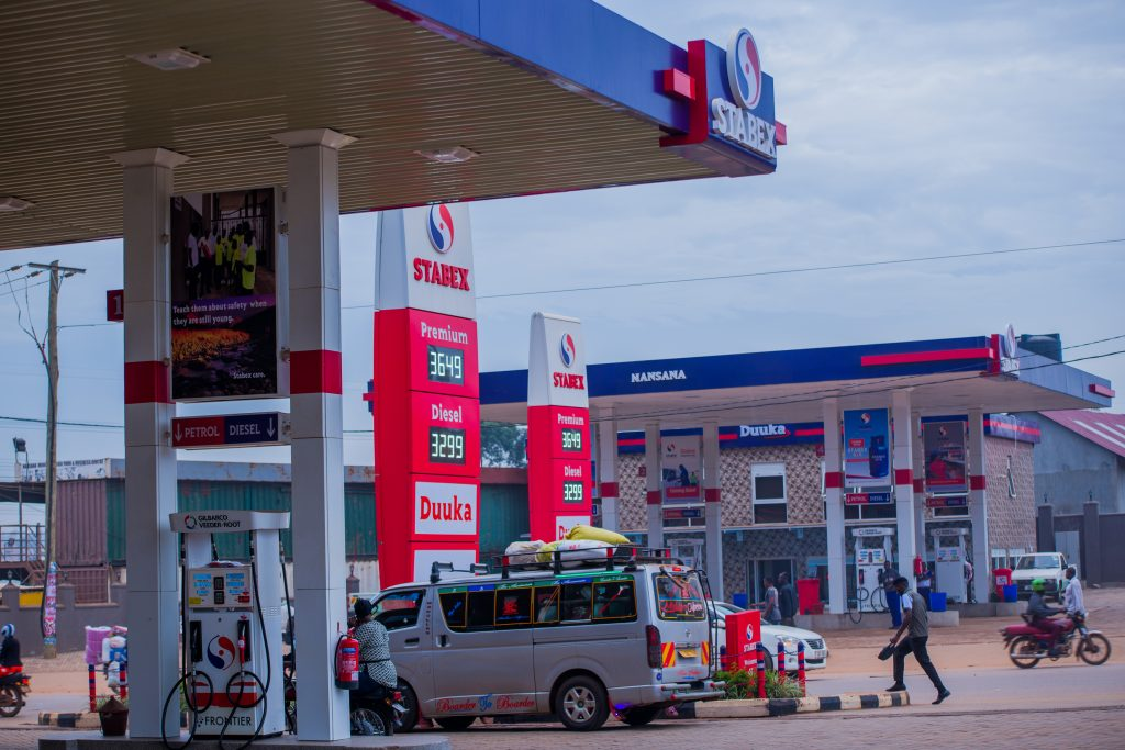 Petrol prices have hit a nine-year high on rising crude costs in the global market