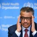 World Health Organization Director-General in quarantine after contact gets Covid-19