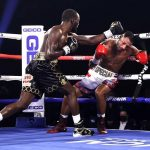 Boxing: Terence Crawford beats Kell Brooks in four rounds to retain WBO title