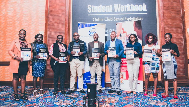 Terre des Hommes Online Child Safety Manuals for Use in Kenyan Schools