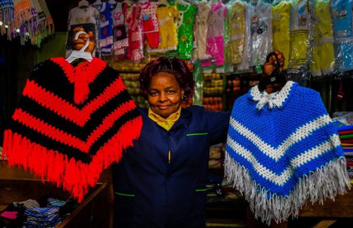 HEVA Fund Helps Uhuru Market Traders Go Digital