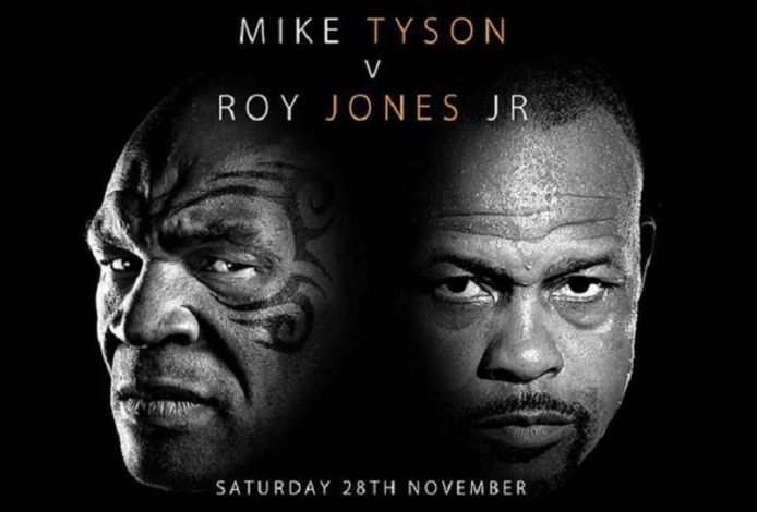 Mike Tyson's clash with Roy Jones Jr will be guided by new rules