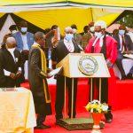Speaker Benson Mutura Sworn in as Acting Nairobi Governor
