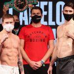 Boxing: Saul Canelo Alvarez set to take on Callum Smith on Saturday night