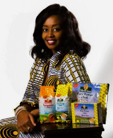 How Flora Mutahi built a thriving, healthy tea brand in 25 years