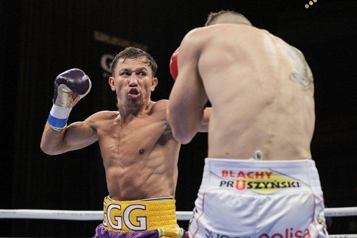 Gennady Golovkin beats Kamil Szeremeta for record 21st middleweight defence